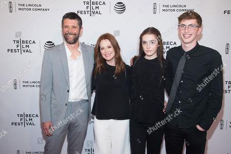 "Editorial photo of 2016 Tribeca Film Festival - ""Wolves"" World Premiere, New York, USA - 15 Apr 2016"
