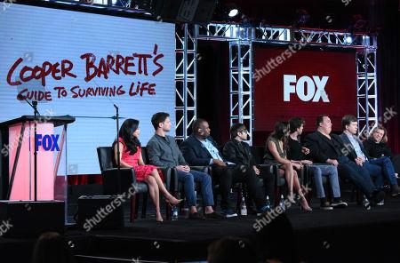 Editorial image of 2016 Winter TCA - Fox, Pasadena, USA - 15 Jan 2016