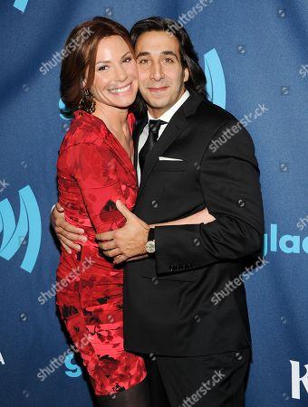 Editorial image of 24th Annual GLAAD Media Awards, New York, USA - 16 Mar 2013