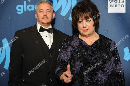 Editorial image of 24th Annual GLAAD Media Awards, New York, USA - 16 Mar 2013