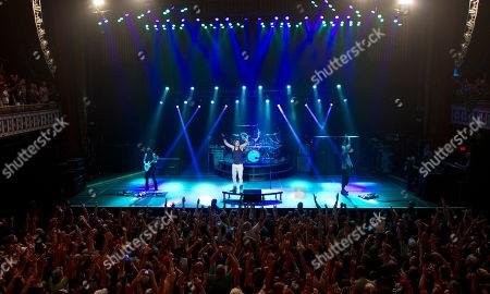 Editorial photo of 311 in Concert - , Atlanta, USA - 24 Jul 2014