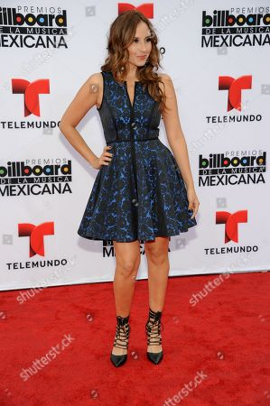 America Sierra arrives at the 3rd Annual Billboard Mexican Awards at The Dolby Theatre on in Los Angeles