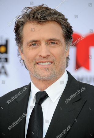 Stock Picture of Juan Soler arrives at the 3rd Annual Billboard Mexican Awards at The Dolby Theatre on in Los Angeles