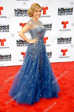 Ana Maria Canseco arrives at the 3rd Annual Billboard Mexican Awards at The Dolby Theatre on in Los Angeles