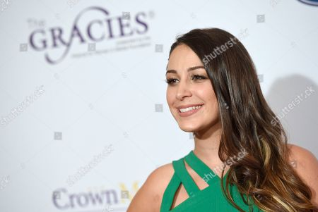 Editorial picture of 41st Annual Gracie Awards Gala - Arrivals, Beverly Hills, USA - 24 May 2016