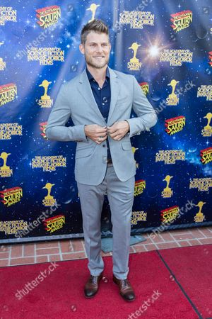 Travis Van Winkle arrives at The 42nd Annual Saturn Awards at the Castaway on Wednesday, June 22, in Burbank, Calif