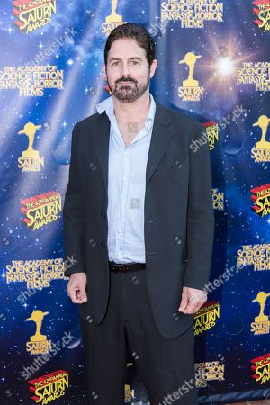 Stock Photo of Zach Galligan arrives at The 42nd Annual Saturn Awards at the Castaway on Wednesday, June 22, in Burbank, Calif
