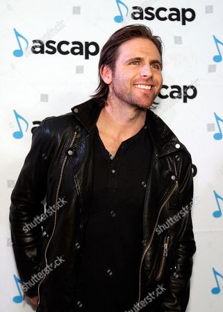 Canaan Smith arrives at the 54th Annual ASCAP Country Music Awards at the Ryman Auditorium on in Nashville, Tenn