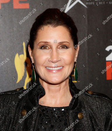 Editorial picture of 5th Annual Holiday Tree Lighting at L.A. LIVE, Los Angeles, USA - 28 Nov 2012