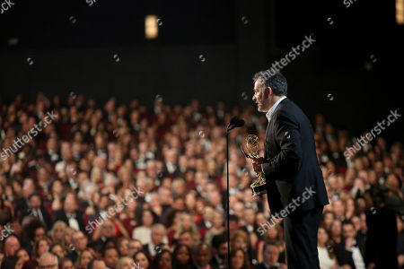 Editorial image of 68th Primetime Emmy Awards - Insider, Los Angeles, USA - 18 Sep 2016