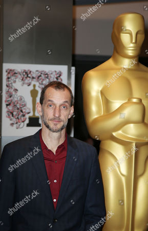 Anthony Stacchi, arrives at 87th Academy Awards - Animated Features at Samuel Goldwyn Theater on Thursday, Feb.19, 2015, in Beverly Hills, Calif