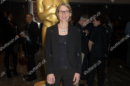 """Torill Kove arrives at the 87th Academy Awards - """"Shorts"""" at the Samuel Goldwyn Theater on in Beverly Hills, Calif"""