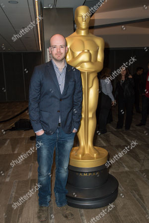 """Stock Photo of Michael Lennox arrives at the 87th Academy Awards - """"Shorts"""" at the Samuel Goldwyn Theater on in Beverly Hills, Calif"""