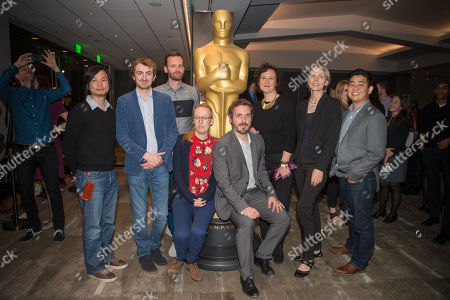 Editorial image of 87th Academy Awards - Shorts, Beverly Hills, USA - 17 Feb 2015