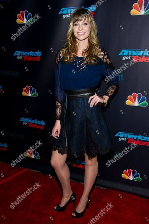 Editorial photo of America's Got Talent Pre-Show Finale Red Carpet, New York, USA - 17 Sep 2013