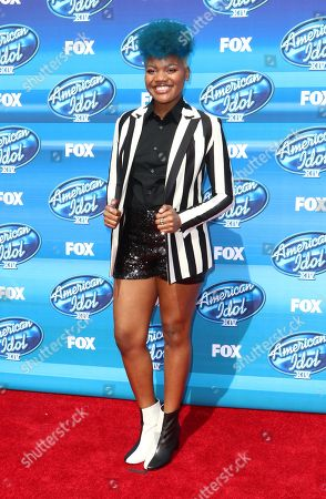 Editorial picture of American Idol XIV Finale - Arrivals, Los Angeles, USA - 13 May 2015