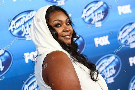Editorial image of American Idol XIV Finale - Press Room, Los Angeles, USA - 13 May 2015