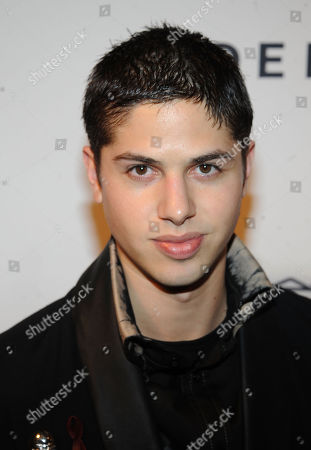 Stock Picture of Asher Levine attends the amfAR Inspiration Gala at the The Plaza Hotel on in New York