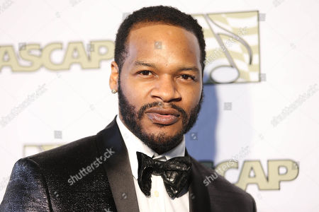 Stock Image of Jaheim attends the ASCAP Presents The 2015 Grammy Nominees Brunch on at the SLS Hotel Beverly Hills in Beverly Hills, Calif