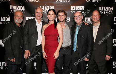 Editorial picture of BBC America TCA Party, Los Angeles, USA - 26 Jul 2012