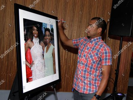 Editorial image of BET Music Matters Party in , Atlanta, USA - 27 Sep 2013