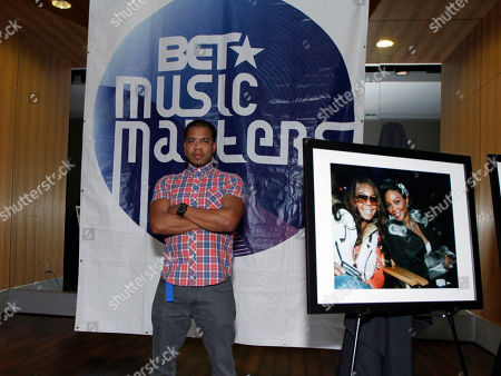 Stock Picture of Hip Hop photographer Johnny Nunez was honored at the BET Music Matters party prior to the BET Hip Hop Awards at the 12th Hotel, in Atlanta, Ga. Several awards nominees, artists and music industry vets were on hand to celebrate the Music Matters initiative to promote emerging new artists