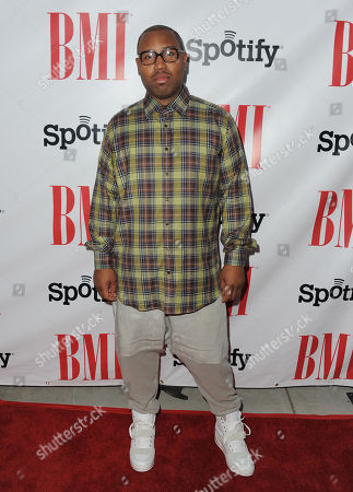 Claude Kelly arrives at the BMI Urban Awards on in Beverly Hills, Calif