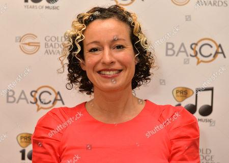 Editorial image of Britain BASCA Awards, London, United Kingdom - 14 Oct 2014