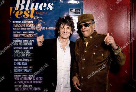 Editorial photo of Britain Bluesfest Lifetime Achievement Award, London, United Kingdom - 28 Oct 2013