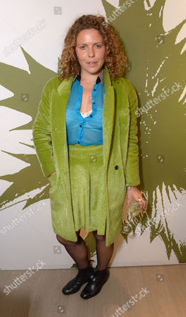 Editorial picture of Britain Fashion Week - Pringle of Scotland - Store Launch Party, London, United Kingdom - 16 Sep 2013