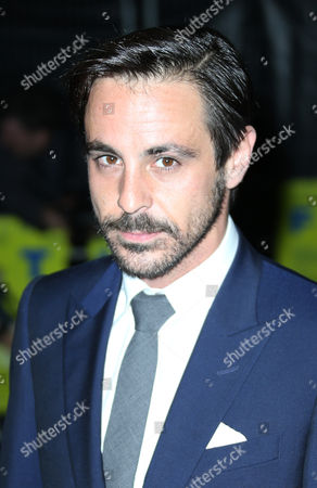 Emun Elliott arrives for the UK premiere Filth, an adaptation of the novel by author Irvine Welsh, at a central London cinema