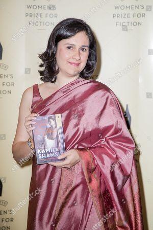 Editorial photo of Britain Womens Fiction Awards Ceremony, London, United Kingdom - 3 Jun 2015