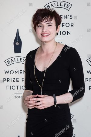 Editorial image of Britain Womens Prize For Fiction, London, United Kingdom - 8 Jun 2016