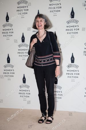 Stock Picture of Helen Fraser poses for photographers upon arrival at the Baileys Women's Prize for Fiction Awards Ceremony in London