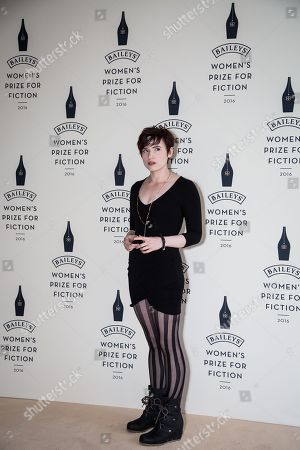 Editorial photo of Britain Womens Prize For Fiction, London, United Kingdom - 8 Jun 2016