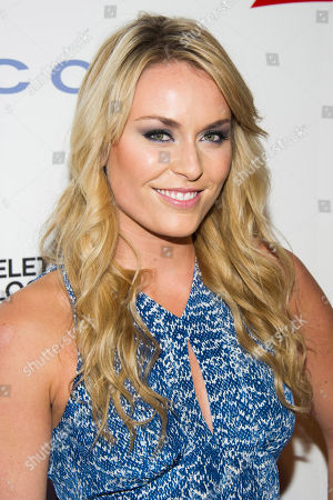 Lindsay Vonn attends the 2013 Delete Blood Cancer Gala on in New York