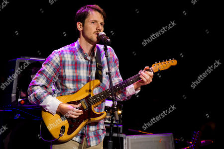 Blake Mills performs at Eric Clapton's Crossroads Guitar Festival 2013 at Madison Square Garden on in New York