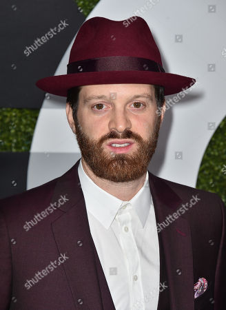Mayer Hawthorne arrives at the GQ Men of the Year Party at the Chateau Marmont, in Los Angeles