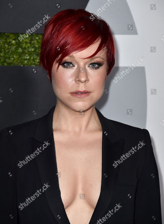 Stock Picture of Tina Majorino arrives at the GQ Men of the Year Party at the Chateau Marmont, in Los Angeles