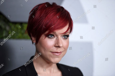 Tina Majorino arrives at the GQ Men of the Year Party at the Chateau Marmont, in Los Angeles