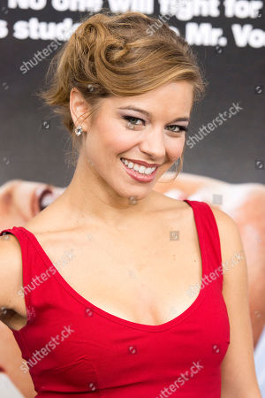 "Savannah Wise attends the ""Here Comes the Boom"" premiere on in New York"