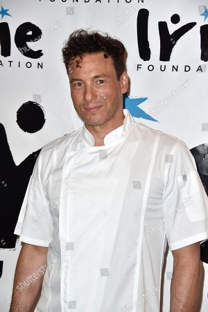 Rocco DiSpirito attends the InspIRIE Dinner Gala at the Sherborne Wyndham Grand South Beach, in Miami Beach, Fla
