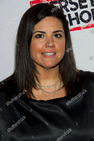 """Stock Photo of SallyAnn Salsano attends a panel entitled """"Love, Loss, (Gym, Tan) and Laundry: A Farewell to the Jersey Shore"""" on in New York"""