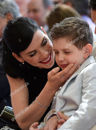 Editorial photo of Julianna Margulies Honored With A Star On The Hollywood Walk Of Fame, Los Angeles, USA - 1 May 2015