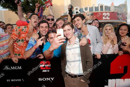 "Editorial photo of LA Premiere Of ""22 Jump Street"" - Red Carpet, Los Angeles, USA - 10 Jun 2014"