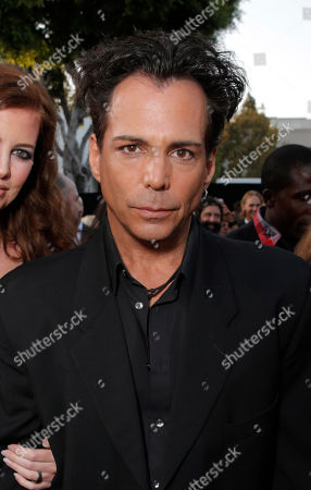"""Richard Grieco arrives at the premiere of """"22 Jump Street"""" at the Regency Village Theatre, in Los Angeles, Calif"""