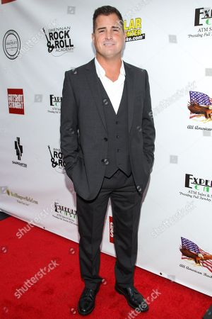 """Actor George Eads arrives at the premiere of """"Gutshot Straight"""" on in Los Angeles"""