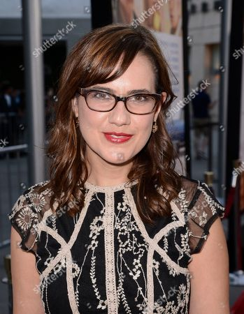"""Actress Jennifer Prediger attends the premiere of the feature film """"Life of Crime"""" at the ArcLight Hollywood on in Los Angeles"""