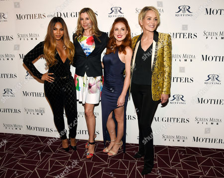 """Editorial photo of LA Premiere of """"Mothers and Daughters"""" - Arrivals, West Hollywood, USA - 28 Apr 2016"""