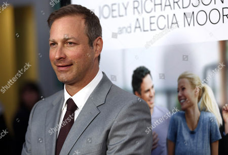 """Director and co-writer Stuart Blumberg arrives at the premiere of """"Thanks for Sharing"""" at the ArcLight Hollywood on in Los Angeles"""
